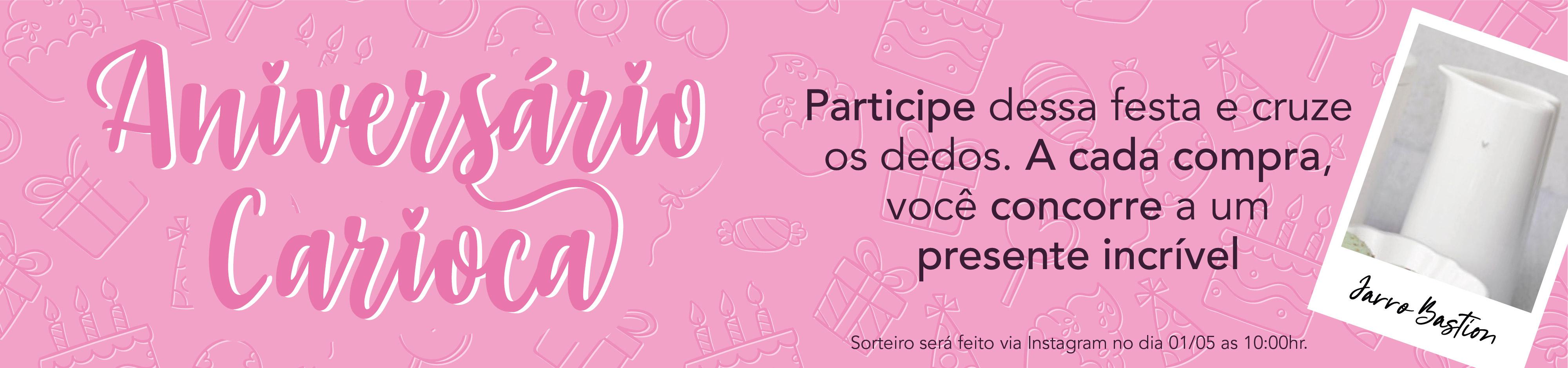 Aniversário Carioca