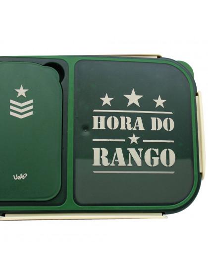 Marmita Vedada Hora do Rango - Uatt