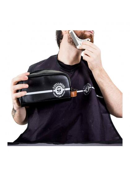 Estojo Barbearia com Acessório Estiloso - Uatt