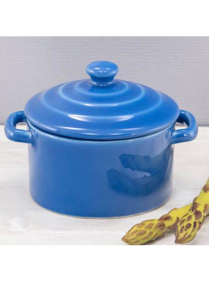 Mini Caçarola Azul