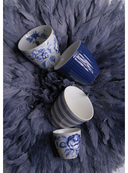 Copo Amanda Azul Escuro