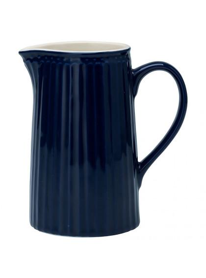 Jarra Grande Azul Escuro 1L