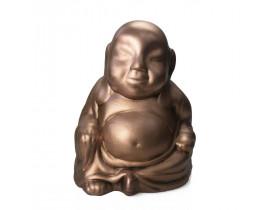 Buda Fat Sentado Cobre