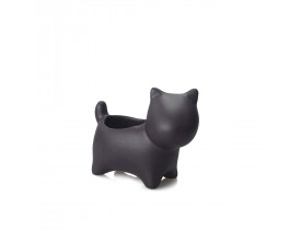 Cachepot Cãozinho Pequeno Marsala - Devitro