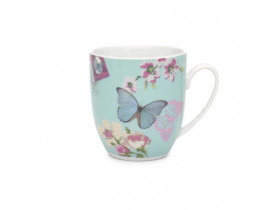 Mini Caneca Azul 240ml - Accessorize