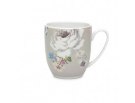 Mini Caneca Bege 240ml - Accessorize
