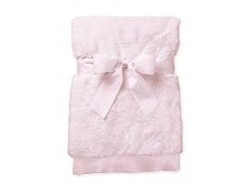 Manta Rosa Silky Soft