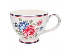 Xicara de Chá Hailey branca