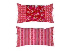 Almofada Retangular Chinese Blossom Vermelho - Pip Studio