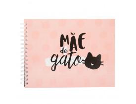 Scrapbook Mãe de Gato - Uatt