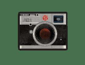 Bloquinho Câmera