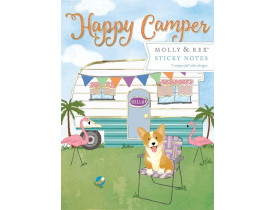 Post it Happy Camper – Punch Studio