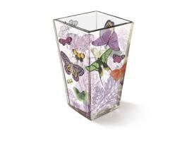 Vaso Lavender Leaf - Transparente - Fringe Studio