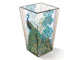 Vaso Peacock Shannon - Transparente - Fringe Studio