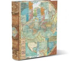 Caixa Livro World Atlas