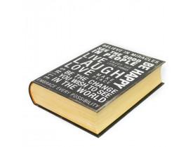 Caixa Livro Inspired World Média - Punch Studio