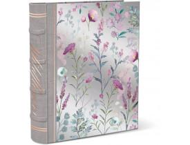 Caixa Livro Qual. Lilac e Sage Grande - Punch Studio