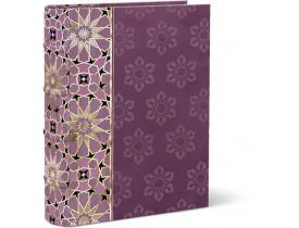 Caixa Livro Jewel Tones