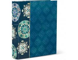 Caixa Livro Jewel Tones Grande - Punch Studio