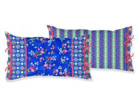 Almofada Retangular Chinese Blossom Azul - Pip Studio