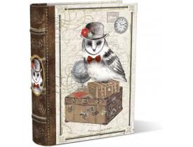 Caixa Livro Distinguished Animals Média - Punch Studio