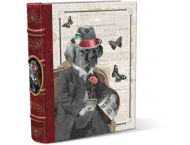 Caixa Livro Distinguished Animals Grande - Punch Studio