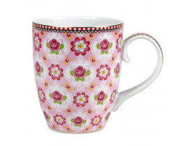 Caneca de Porcelana Blossom Rosa 350ML - Pip Studio