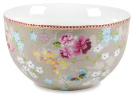 Bowl Porcelana Chinese Cáqui