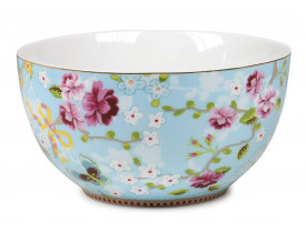 Bowl de Porcelana Azul Chinese