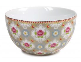 Bowl de Porcelana Blossom Cáqui 15cm - Pip Studio