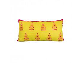 Almofada Embroidery Tree Amarela - Pip Studio