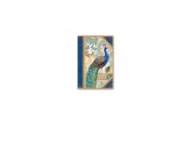 Caixa Livro para cartões Purple Butterfly Boho – Punch Studio