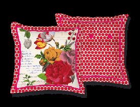 Almofada Quadrada Flowers - Pip Studio