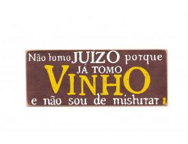 Box Não Tomo Vinho