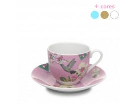 Xícara de Chá com Pires - Accessorize
