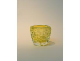Vaso Vidro Dia Amarelo - Des Pots