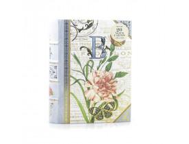 Caixa Livro B Capa com 20 Cartões e Envelope - Punch Studio