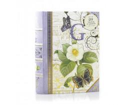 Caixa Livro G Capa com 20 Cartões e Envelope - Punch Studio
