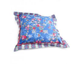 Almofada Quadrada Chinese Blossom Azul - Pip Studio