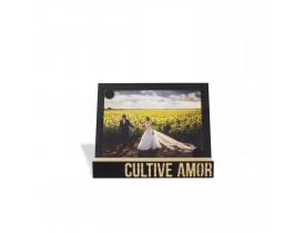 Porta-retrato Cultive Amor