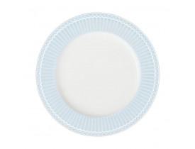 Prato de Jantar Alice Azul Claro - Greengate