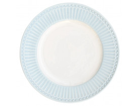 Prato de Pão Alice Claro Azul - Greengate