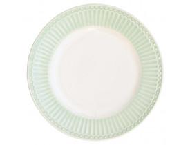 Prato de Pão Alice Verde Claro 17,5 cm - Greengate