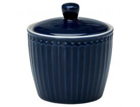 Açucareiro Alice Azul Escuro - Greengate