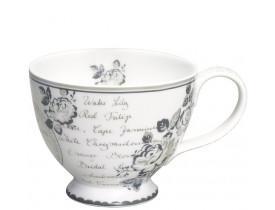 Xícara de Chá sem Pires Dora Branco - Greengate