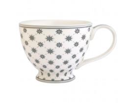 Xícara de Chá sem Pires Laurie Branco - Greengate