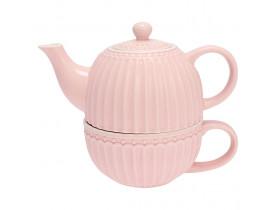 Chá para Um Rosa