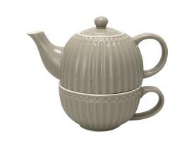 Chá para Um Cinza